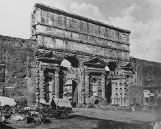 Roma, Porta Maggiore 1890