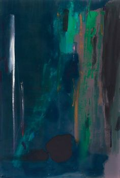 Helen Frankenthaler was born in New York City in 1928. She attended the Dalton School, where she studied under Rufino Tamayo. She received a BFA from Bennington College in Vermont in 1949. She returned to New York, where she became a notable Abstract Expressionist painter in the early 1950s. Her first solo museum retrospective was in 1960 at The Jewish Museum in New York City. In 2001, she was awarded the National Medal of Arts and in 2003 she received the Skowhegan Medal for Painting.