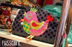 Fussellines Blog: Ein wahrer Taschentraum!