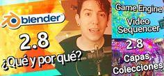 Blenderos de Habla Hispana Video Series [Spanish]