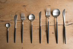 Cutipol GOA デザートフォーク | キッチン,カトラリー | Orne de Feuilles