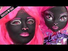 Tutoriel : Comment faire un maquillage Monster High ?