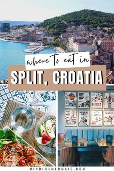 20 Best Restaurants in Split, Croatia - The Mindful Mermaid Croatia Tours, Croatia Travel, European Travel Tips, Travel Europe, Spain Travel, Travel Destinations, Best Steakhouse, Late Night Food, Split Croatia