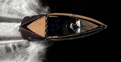 Mazokist...beautifully designed modern boats...