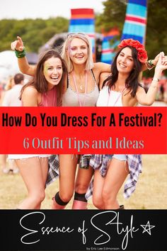 Going to a festival and curious as to how do you dress for a festival? Look no further! I styled 6 looks to feed your curiosity! Festival Outfits, Festival Fashion, Suit Fashion, Daily Fashion, Business Casual Men, Men Casual, Boho Look, Men Looks, Mens Clothing Styles