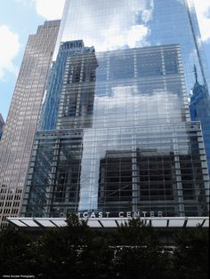 Philly's Comcast Center in 2012