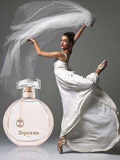 Repetto Parfum - 2013 - Dorothée Gilbert danseuse étoile de l'Opéra