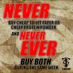 Wise words. - T-Nation.com #protein