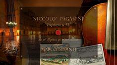 www.youtube.com/watch?v=_8pJNKYfzDo MARCO de SANTI interpreta PAGANINI  Minuetto N. 37 in la maggiore dall'op. 37 di Niccolò Paganini