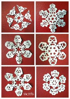 Oh my amazing goodness,my kids are going to LOVE LOVE LOVE these Star Wars Snowflakes. My son in particularly is a real Star Wars fan and LOVES seeing all things Star Wars and having a go. I am pretty certain…