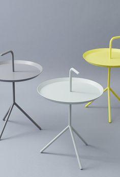 Productnaam: DLM Side Table, Merk: Hay, Ontwerper: Thomas Bentzen, Land: Denemarken.