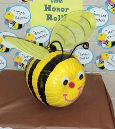 OES teachers and students turn pumpkins into something special