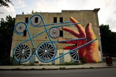 35 amazing places to see street art around the world