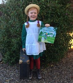"52 Likes, 13 Comments - Lisa Cudworth-Roberts (@i_luv_gingerbread_and_cupcakes) on Instagram: ""Belated World Book day for Summer's school. #anneofgreengables #worldbookday #england #sunnynorfolk…"""