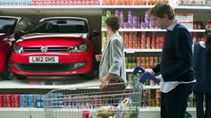 Volkswagen Value TV ad 'Supermarket'   Ridgeway Volkswagen