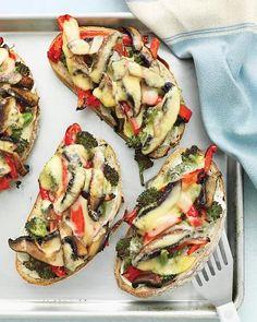 Mushrooms, mushrooms, mushrooms - and soooo easy!
