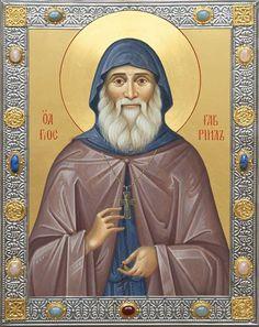 Saint Gabriel, Gustave Dore, Orthodox Christianity, Byzantine Icons, Holy Family, Orthodox Icons, Mona Lisa, Saints, Religion