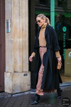 Olivia Palermo by STYLEDUMONDE Street Style Fashion Photography