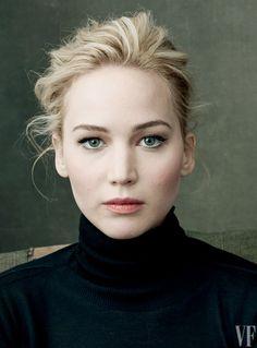 Gorgeous Jennifer Lawrence for Vanity Fair