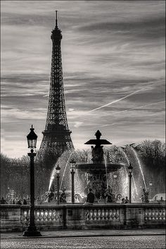 Tour Eiffel de la Concorde