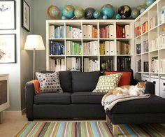 Ideas para casas con muchos libros (VI)
