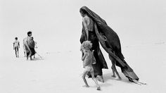 """""""The Salt of the Earth,"""" a film by Wim Wenders and Juliano Ribeiro Salgado, illustrates the way Sebastião Salgado's photographs create beauty by capturing pain, violence and deprivation."""