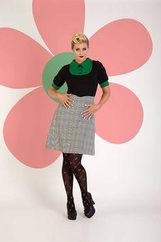 Buy your new dress on newdress.dk  Margot dress: Farrah Photobomber Spring 2016 #newdress_dk #retrodress #vintagedress