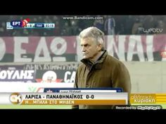 Larisa vs Panathinaikos Athens - http://www.footballreplay.net/football/2016/12/18/larisa-vs-panathinaikos-athens/