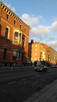 Nassau Street Nassau, Dublin, Ireland, Street View, Irish