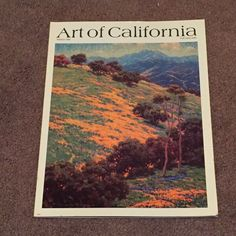 Art Of California Magazine March 1990 Vol. 3 No. 2 (Collectibles, Back Issues)