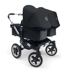 Buy Bugaboo Donkey Twin Carrycot In Black online at harrods.com & earn Reward points. Luxury shopping with free returns on all UK orders.