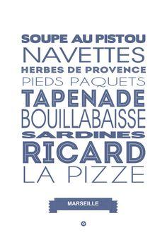 *Cuisine du sud de la France
