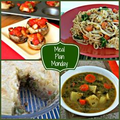 It's Meal Plan Monday with a gluten-free, plant-based (vegan) meal plan that is family-friendly and delicious.