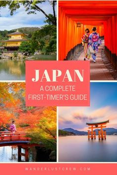 This first timer's Japan itinerary is perfect for your first visit to this incredible country. Discover the amazing things to do, food to eat, and places to visit in Japan in this complete guide. #Japan #Itinerary #Tokyo #Kyoto #Miyajima #Hiroshima #Japan Places To Travel, Travel Destinations, Places To Visit, Asia Travel, Japan Travel, Travel Guides, Travel Tips, Travel Articles, Budget Travel