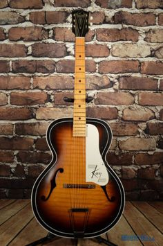 Kay Archtop