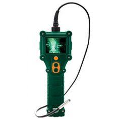 """http://handinstrument.se/inspektionskamera-r322/vattentat-inspektionskamera-8mm-1-m-53-BR300-r35185  Vattentät inspektionskamera, 8mm, 1 m  8 mm diameter kamerahuvud med 4 inbyggda klara LED-lampor för svagt upplysta områden  Handheld design för snabb, enkel, på plats visning i små öppningar  Helt dränkbar i vatten ned till 1 meter under 1 timme  Icke-avtagbar vattentät 1m (39 """") flexibel svanhals kabeln behåller konfigurerad form  2.7 """"(68 mm) TFT LCD-skärm för detaljerade bilder..."""