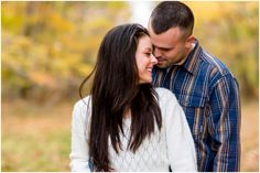 Silver Creek Metro Park Fall Engagement Session | Loren Jackson Photography | Photographer Akron Ohio