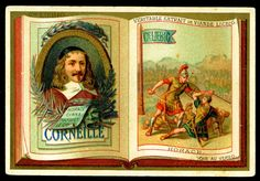 "Classic French Authors ""Corneille"" 