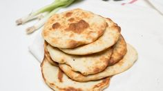 Oven baked Naan bread