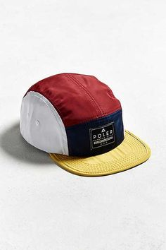 Shop Poler Camper Hat at Urban Outfitters today. Mens Dad Hats, Mens Beanie Hats, Snapback Hats, Hats For Men, Beanies, Five Panel Hat, 5 Panel Cap, Swag Outfits Men, Outfits With Hats