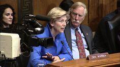 Senator Elizabeth Warren on the Keystone XL Pipeline