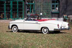 Rares Cabrio: 1960 Mercedes-Benz 220 SE Cabriolet: Frisch restaurierter Mercedes-Benz Klassiker - Classic - Mercedes-Fans - Das Magazin für Mercedes-Benz-Enthusiasten