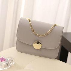 ba9e54bccb Small Woman Bag Shoulder Solid Lady Flap Designer Handbags Hasp Girls  Fashion Brand Women Black Bags Bolsa Feminina