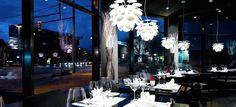 Sana Hotel Berlin - schwarz-weiße Event Location Deutschland #weiß #black #location #event #eventinc #veranstaltung #ort #white #allblackwhite #ohne #farben #inspiriert #allwhiteeverything #dekoration #einrichtung