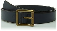 Fossil Women's Modern Roller Buckle Belt, Midnight Navy, Small. Go to the website to read more description.