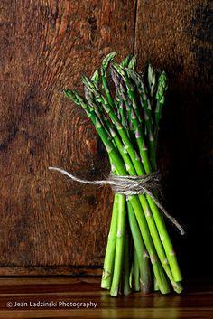 Asparagus  Green Vegetables  11x14 affordable art  by PhotoLadz, $45.00