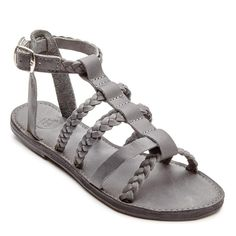 Classic leather gladiator sandals that are full of personality.Like her namesake, this sandal is sassy, funky and always up for a great party. Named after our team member Global Charity, Used Tires, Leather Gladiator Sandals, How To Make Shoes, Wide Feet, Classic Leather, Two By Two, Footwear, Heels