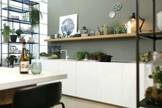 Tips, tricks, including guide with regard to obtaining the most ideal result and making the maximum perusal of Scandi Kitchen Kitchen Interior, Kitchen Inspirations, Beautiful Kitchens, Kitchen Space, Kitchen Remodel, Contemporary Kitchen, Home Renovation, Kitchen Dining Room, Home Kitchens