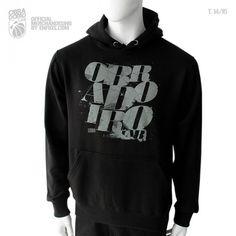 Sudadera oficial negra OBRADOIRO CAB, temporada 2014/15. Graphic Sweatshirt, T Shirt, Hoodies, Sweatshirts, Sweaters, Fashion, Sweatshirt, Seasons, Supreme T Shirt