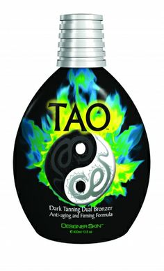This is the way. Take your first step on the path to bronze enlightenment and master your deepest, darkest tanning potential. Tao® Dark Tanning Dual Bronzer delivers stunning, golden bronze color while leaving your skin sensuously soft. Just don't tan your skin, transcend it with Tao®... the ultimate tanning evolution. The journey starts right now.  Enriched with Vitamins A, E, C and Avocado Oil for immediate dark tanning results Phytoage and Alpha Lipoic Acid provide powerful anti-a…